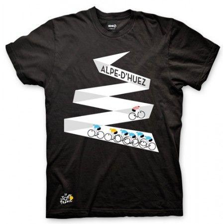 Tour de France Alpe d Huez T-Shirt