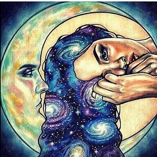provocative-planet-pics-please.tumblr.com #pcp #trippy #galaxy #planets #acid…