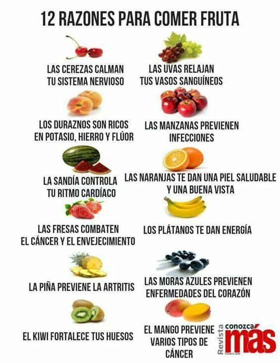 Buenas frutas
