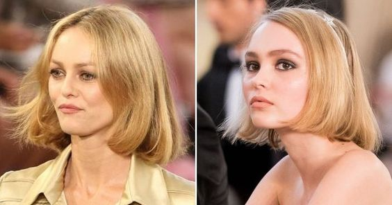 18celebrities who look exactly like their famous parents