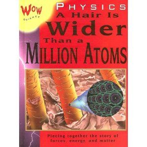 A Hair is Wider than a Million Atoms by Bryson Gore