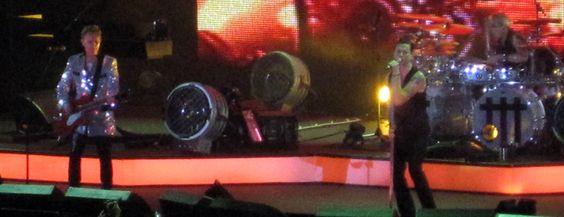 Sounds Of The Universe, Depeche Mode, Bologna 2009 | #dm #depechemode #live #konzert #concert #bologna #italy #italien #soundsoftheuniverse #futureshow #palamalaguti #2009