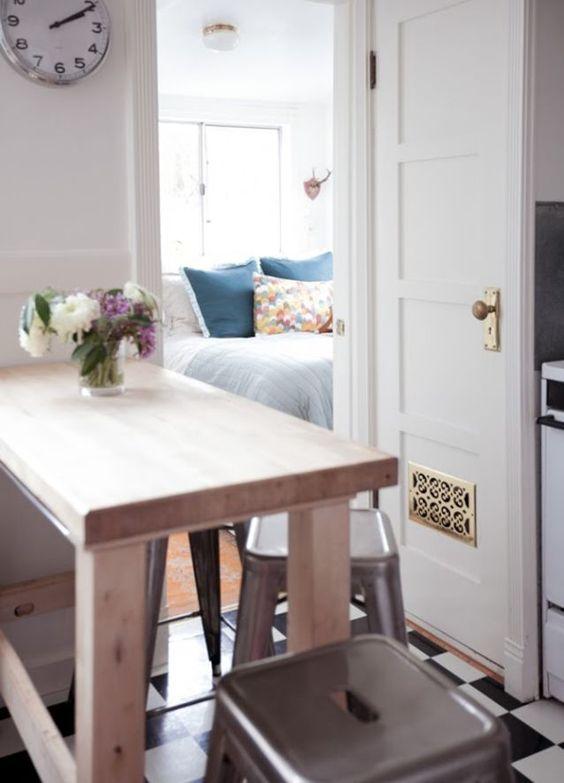 25 Brilliant Designs For Tiny Apartments | Playbuzz
