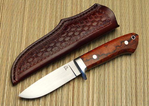 Burt Foster Handmade Knives