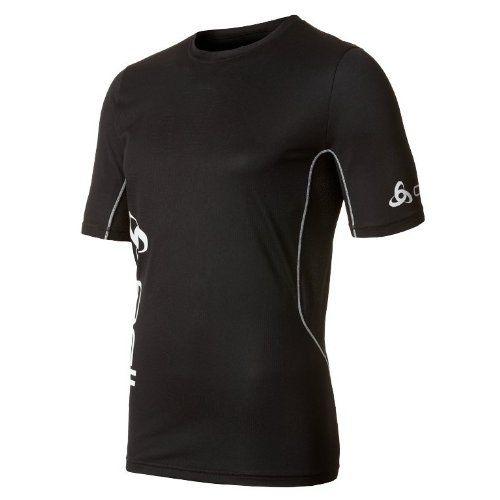 Odlo - Camiseta deportiva Comfort Micro en negro #regalo #arte #geek #camiseta