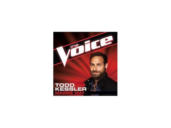 """Todd Kessler, """"The Voice"""" Contestant Talks """"The New Folk"""" 07/12 by ArtSees Diner Radio 