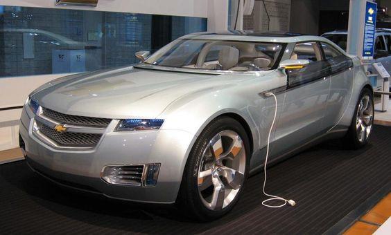 Ten Cars for Your Midlife Crisis - 9. Chevrolet Volt