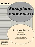 Poem and Dance - Saxophone Sextet - Grade 4