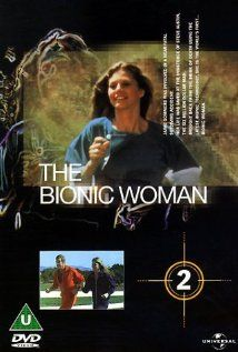 """The Bionic Woman... how many times did I run around the yard in """"slo-mo"""", pretending to be Jamie Sommers?!"""