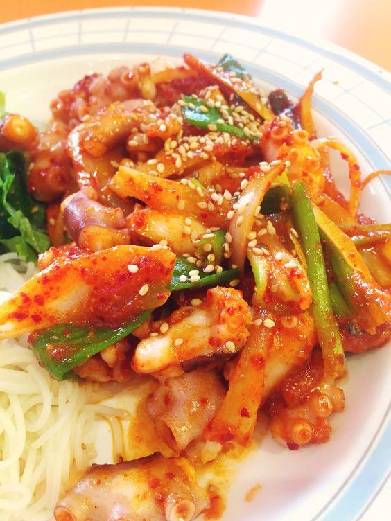 Korean food!!!