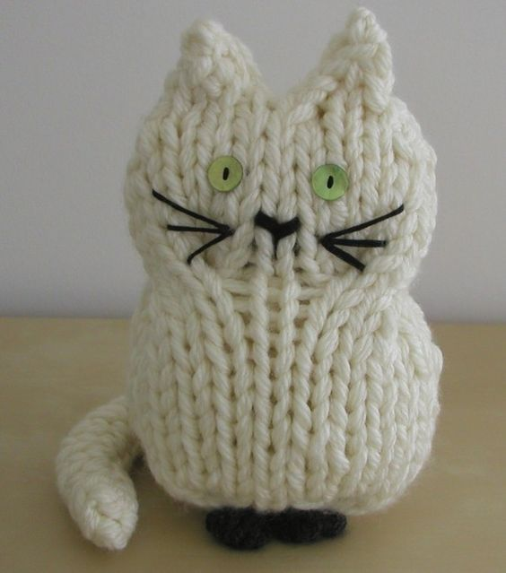 Cats Knitting Pattern