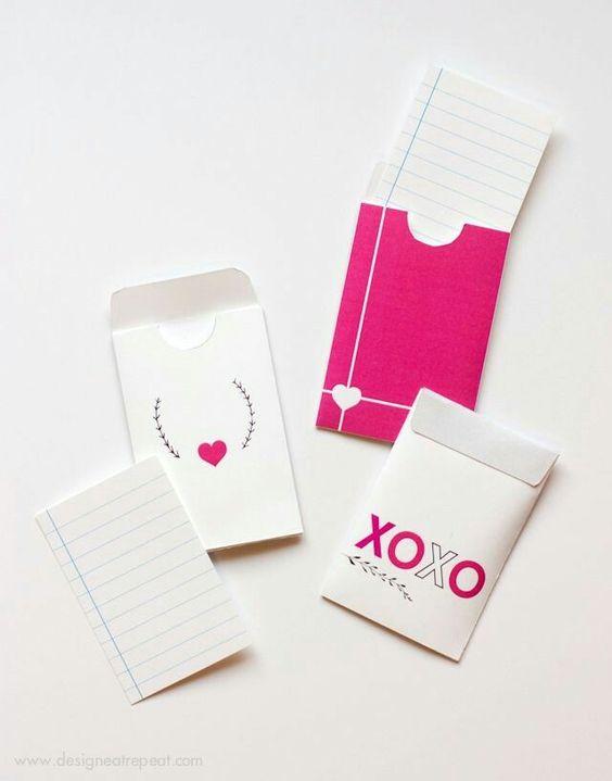 Mini-cartas ✉