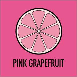 JASMIN! - Pink Grapefruit / Rosa Pampelmuse