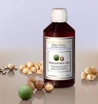 Macadamia-Olie voor douche olie scrub crème te maken