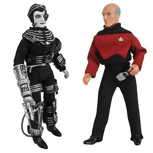 H2 Must HAZ Star Trek Retro Picard and Borg
