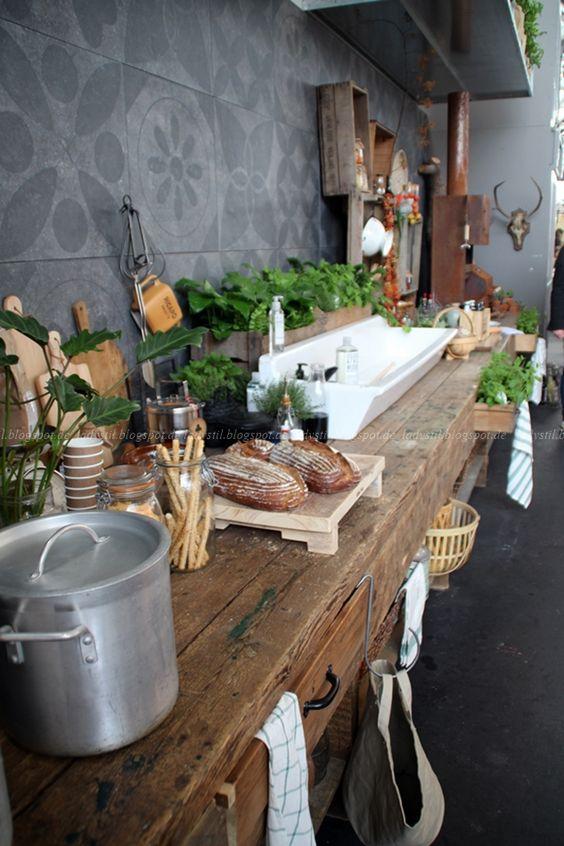 Amsterdam VT Wonen & Design Beurs kitchen Küche
