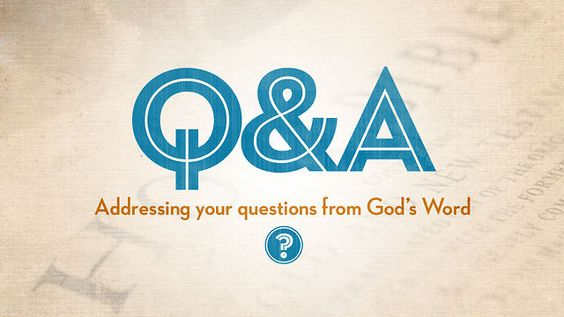 "Q&A-01   ||   Should Christians stand while reading the Bible?   ||   What is your (Pastor John's) preaching style?   ||   Who was Melchizedek and why is it important for us to know about him?   ||   Does the use of the Hebrew word ""yom"" in Genesis 1 point to young earth creationism?   