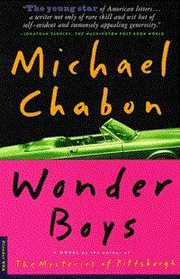 Wonder Boys by Michael Chabon (read 2012)