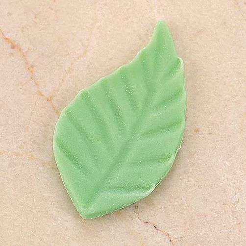 Fondant Leaves tutorial: