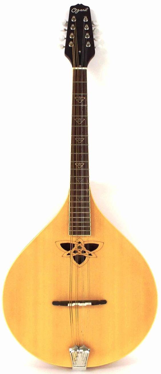 Stentor Ozark chinese celtic mandola
