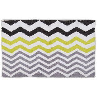 Buy HOME Chevron Bath Mat - Multicoloured at Argos.co.uk - Your Online Shop for…