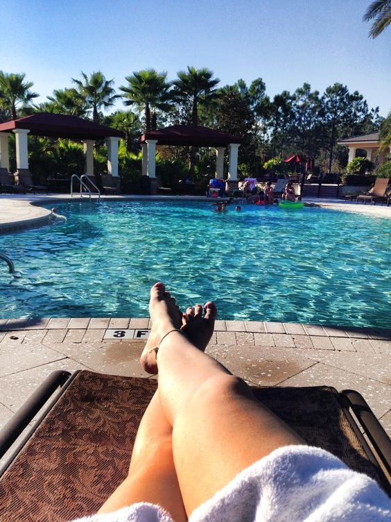 The Florida way to enjoy a December afternoon (:
