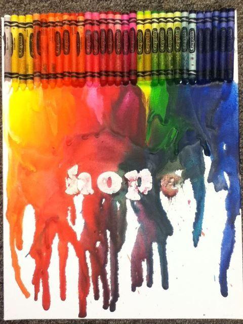 Crayon Art: Art Courtney, 10 Year, Art Hope, Carter Ideas, Art Deff, Art Crayons, Art Projects, Art Gotta, Art Liz