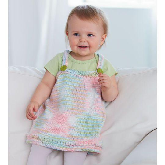 Bernat  Softee  Baby Little Jumper (Knit)Bernat  Softee  Baby Little Jumper (...