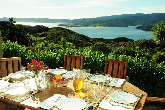 Westhaven Retreat Lodge, South Island, New Zealand