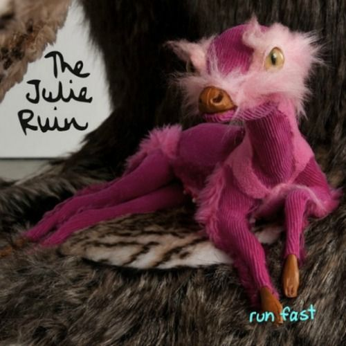"""The Julie Ruin - Run Fast - http://www.jamspreader.com/2013/09/04/the-julie-ruin-run-fast/ -  Original riot grrrl and feminist icon Kathleen Hanna is back from her nearly seven year hiatus from music with her group, The Julie Ruin, who just released their debut album, """"Run Fast."""" Hanna, who became the voice of a generation in the 90′s while fronting her punk group,... - bikini kill, kathi wilcox, kathleen hanna, le tigre, riot grrrl, run fast, the julie ruin"""