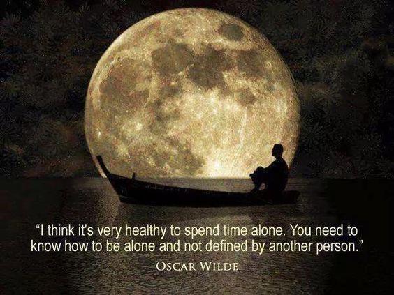 Wilde docet
