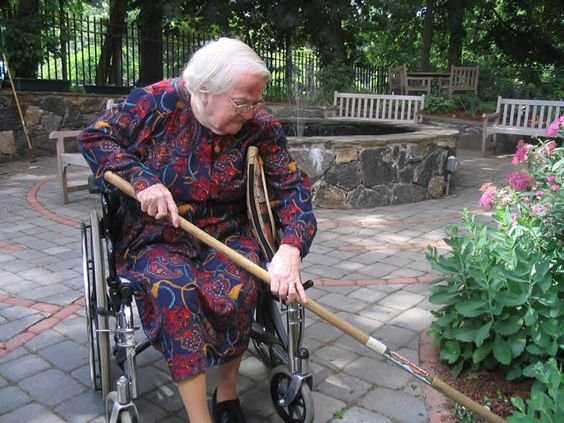 Gardening mike d 39 antoni and search on pinterest for Garden design ideas for disabled