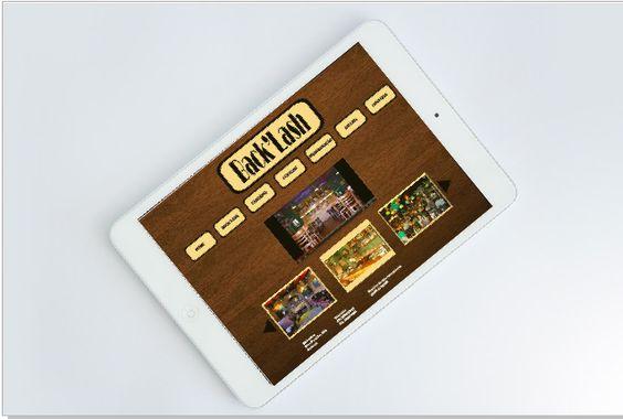 aplicação tablet