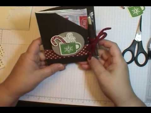 Easy Scentsational Season Cocoa Packet Wow Video! - DOstamping with Dawn, Stampin' Up! Demonstrator