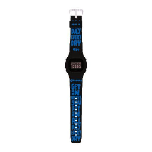 CASIO x KEVIN LYONS - G-Shock DW-5600VT-1 - colette