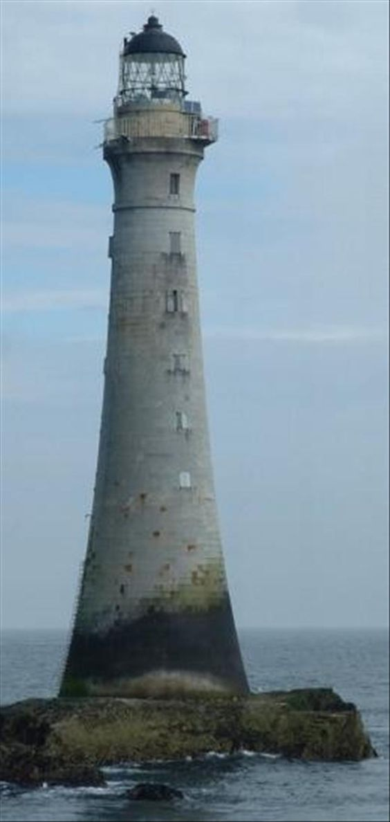 Chicken Rock Lighthouse, Isle of Man http://www.dumpaday.com/random-pictures/amazing-lighthouses-from-around-the-world-45-pics/