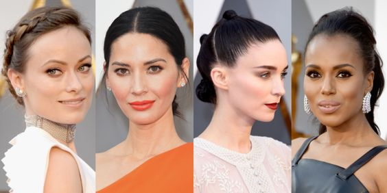 All the hair and makeup looks you need to see from the red carpet.