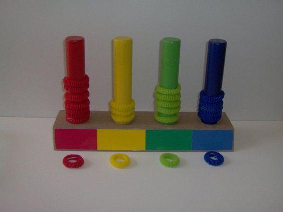 TERAPIA OCUPACIONAL INFANTIL JOHANNA MELO FRANCO: Dicas de Atividades de Habilidades Visuais para crianças com Autismo parte 1