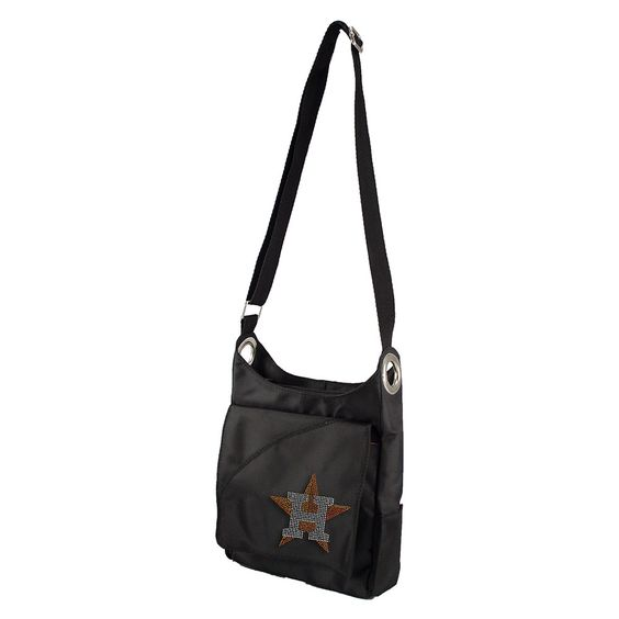 Houston Astros Sport Noir Sheen Cross-body