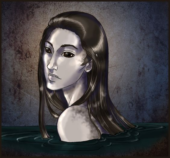 Between land and sea by temiel