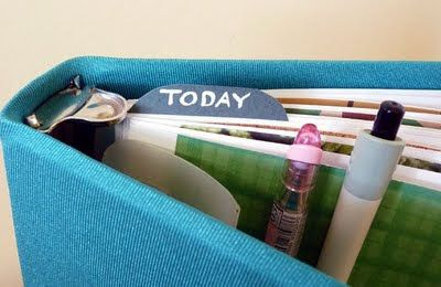 A Penchant for Paper: DIY Planner - lots of posts and tips on planners