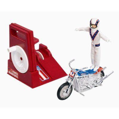 Evel Knievel!
