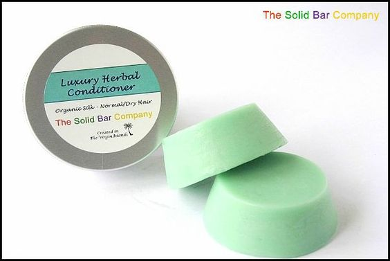 Luxury Herbal Conditioner – The Solid Bar Company