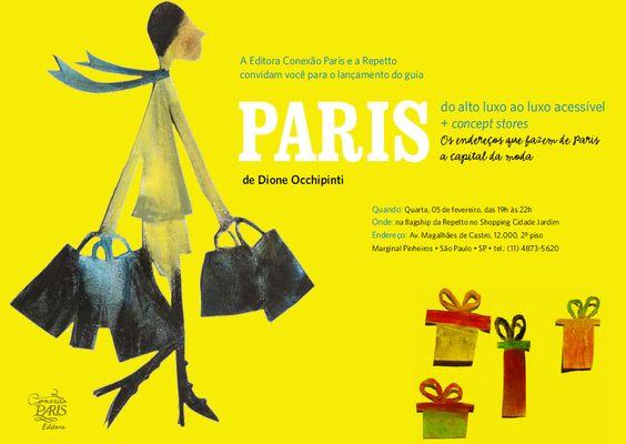 Guide to Paris - Helena Bordon