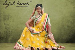 Sejal Kanoi's Wedding Collection http://sejalkanoi.com/