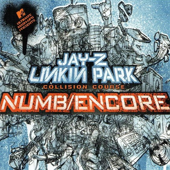 Jay Z, Linkin Park – Numb/Encore (single cover art)