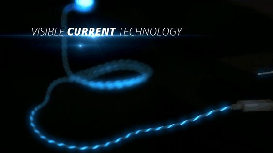 Light Pulse Electroluminescent Charge & Sync Cables by Pilot Electronics — Kickstarter