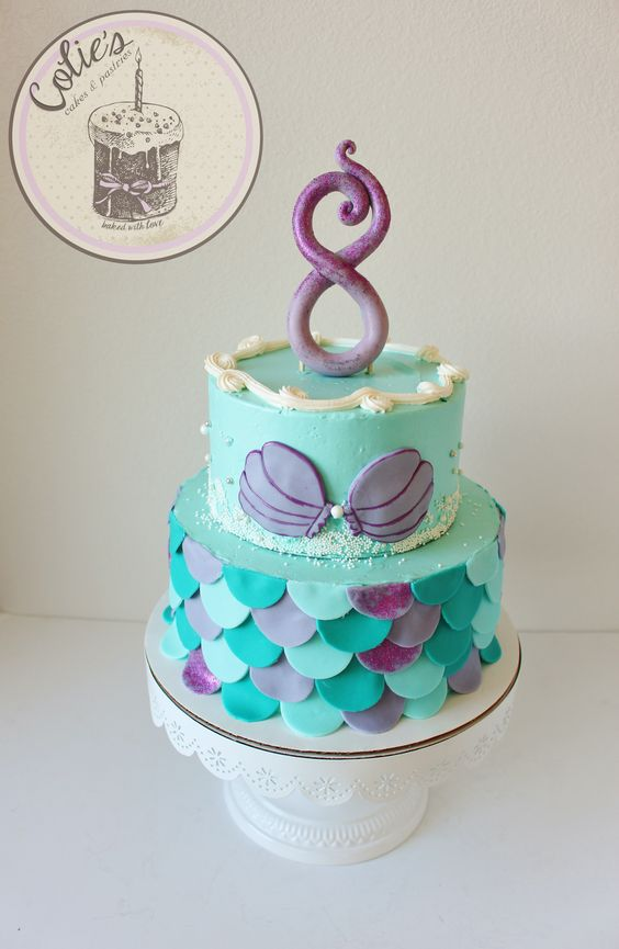 how to make seashells out of fondant