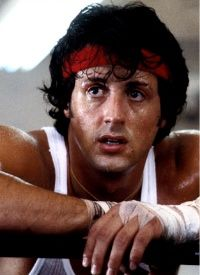 Rocky Balboa        I just got one thing to say… to my wife at home: Yo, Adrian! I DID IT!        Rocky Balboa    Rocky Balboa