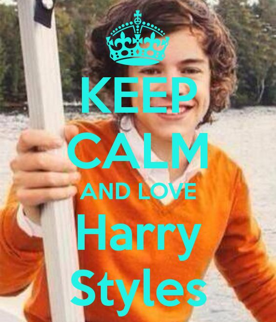 Keep calm and love Harry Styles (09)